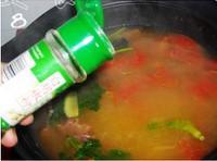 番茄牛肉粉絲湯的做法圖解8