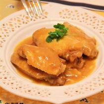 黃金咖喱雞翅的做法