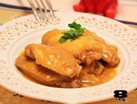 黃金咖喱雞翅的做法圖解8