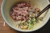 蝦仁豬肉釀豆腐的做法圖解10