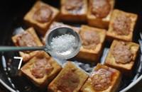 蝦仁豬肉釀豆腐的做法圖解30