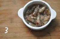 蝦仁豬肉釀豆腐的做法圖解3