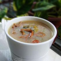 金蟲草鱸魚湯
