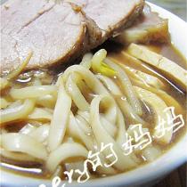 醬牛肉湯麵