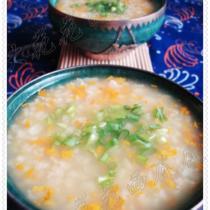果香糙米粥
