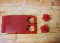 京糕蘿卜花的做法圖解4