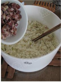 蘆筍香草烤飯的做法圖解16