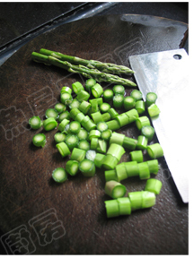 蘆筍香草烤飯的做法圖解6