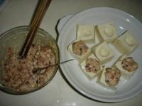 客傢釀豆腐的做法圖解3