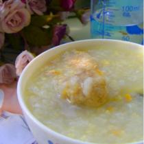 山藥牛肉胡羅卜營養米粥