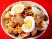 蛋拌豆腐的做法圖解10