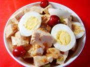 蛋拌豆腐的做法圖解11
