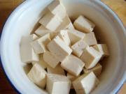 蛋拌豆腐的做法圖解2