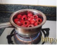 炒紅果的做法圖解4