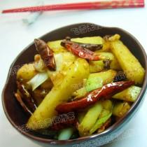 乾煸土豆條