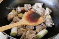 南乳栗子燒羊肉的做法圖解7