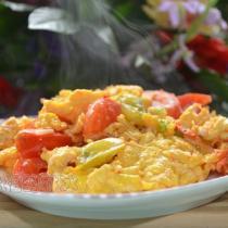 荷蘭西紅柿炒柴雞蛋的做法
