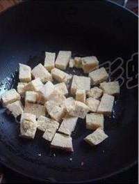 菠菜燉凍豆腐的做法圖解2