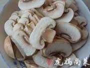 口蘑排骨的做法圖解2