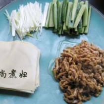 京醬肉絲的做法