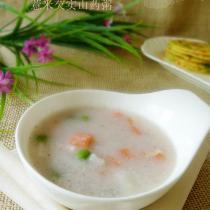 薏米芡實山藥粥