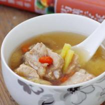 杞菊排骨湯的做法