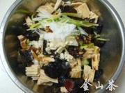 腐竹木耳拌黃瓜的做法圖解8