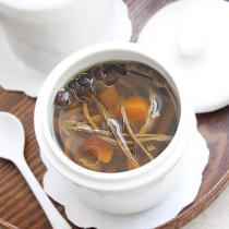 茶樹菇燉排骨