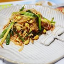 韓式黃豆芽的做法