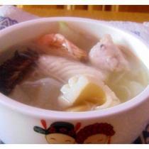 冬瓜魚丸什錦湯