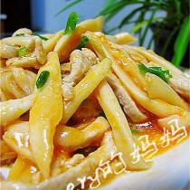 鮮菇肉絲茄汁麵