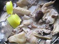 麻油雞的做法圖解17