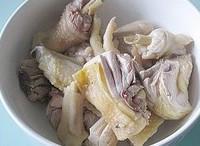 麻油雞的做法圖解5