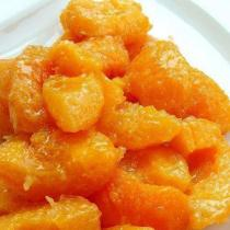 冰極煎鮮杏的做法