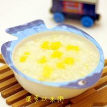 菠蘿雙米粥