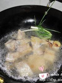 魚塊湯的做法圖解9