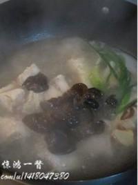 魚塊湯的做法圖解10