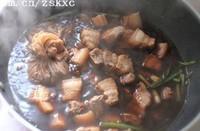 普洱紅燒肉的做法圖解10