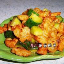 醬香肉丁疙瘩麵