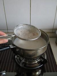 杏仁茶的做法圖解3
