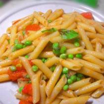 豌豆義大利麵