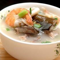 鱔魚海鮮粥