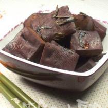 茶香豆腐乾