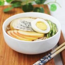 韓式水果涼麵