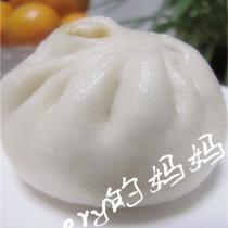 蘭花菇肉包