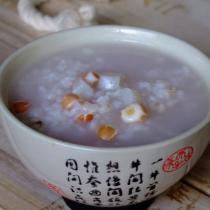 山藥薏米芡實粥