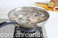 拆骨肉酸辣湯的做法圖解2