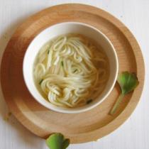 白湯麻油麵