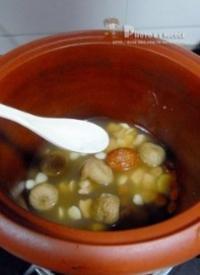 無花果瘦肉湯的做法圖解7