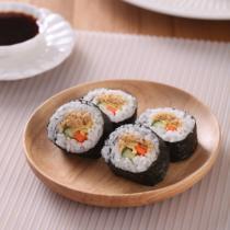 肉鬆壽司的做法